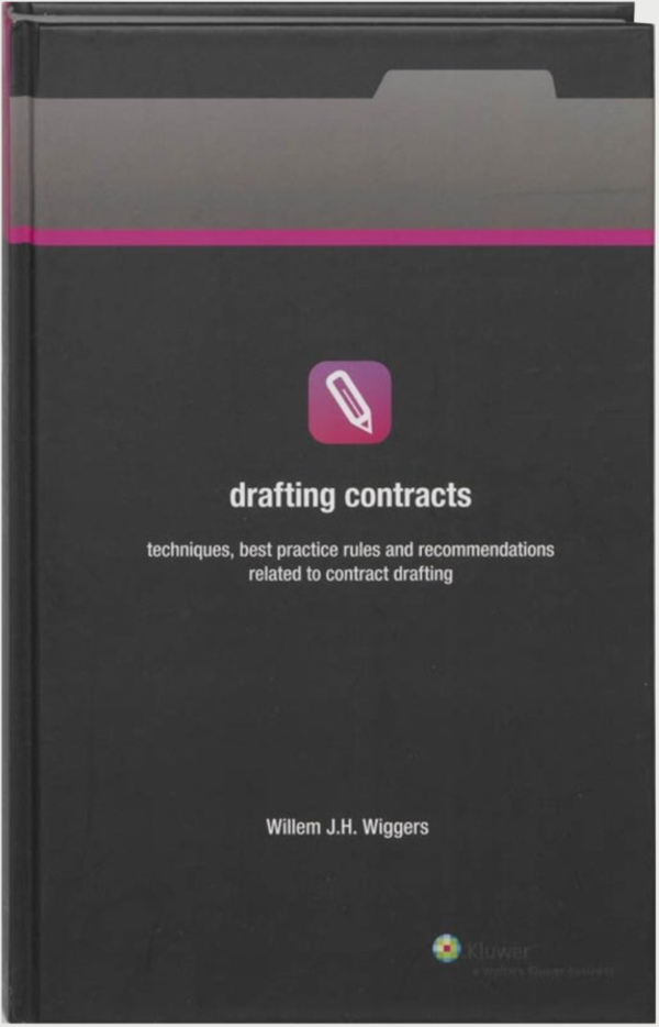 Drafing Contacts Voorkant V2 Book Drafting Contracts