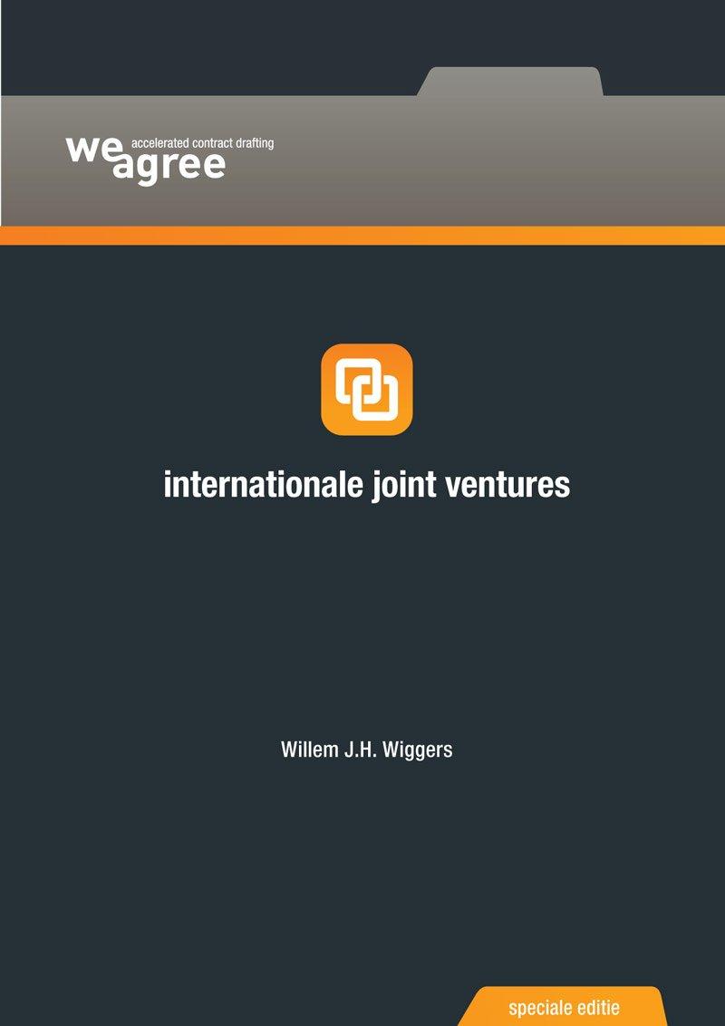 Internationale Jvs Cover Internationale Joint Ventures Willem Wiggers